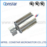 Coin type or column type micro dc vibration motor for mobile phone and more