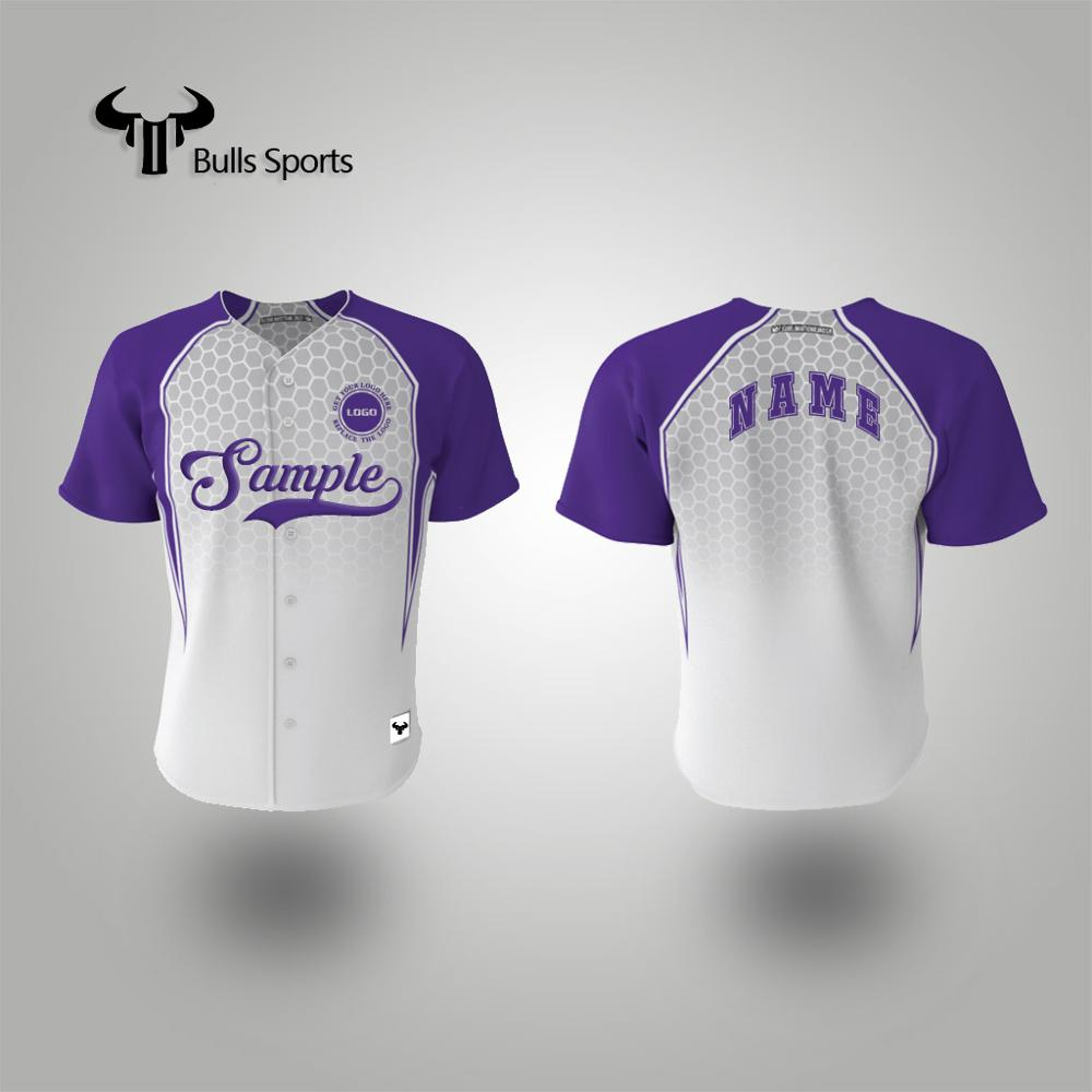 button down baseball jersey wholesale korea baseball shirt