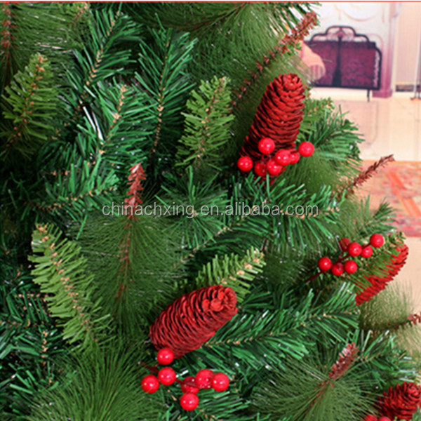Waterproof Styrofoam Artificial Christmas Berries For Christmas ...