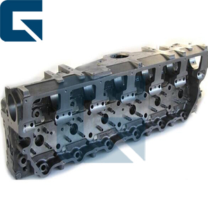 Diesel Engine Parts CAT C15 Cylinder Head 245-4324 2454324