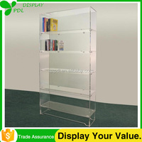 Hot welcomed High Quality Solid Book Box Acrylic