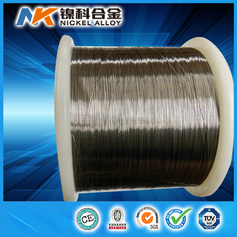 High Purity 20awg 22 Awg 24awg Tempered Nickel 200 Wire For E-cig ...
