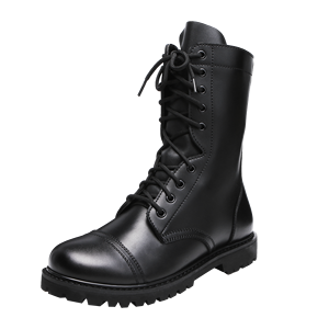 Xinxing military army goodyear welt boots high quality officer army full grain leather boots MB04