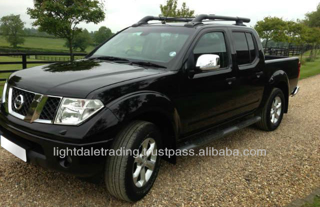 2007 nissan navara doble cabina pick up outlaw 2.5dci 169 4wd