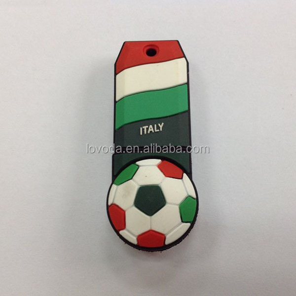 128MB-16GB logo print bulk world cup 2014 USB flash memory/shenzhen usb flash drives/usb gadget promotional product LFWC-07