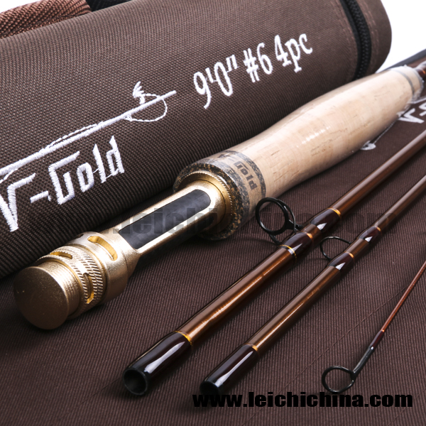 Pacbay Minima ring 40T SK carbon #6 fly fishing rod