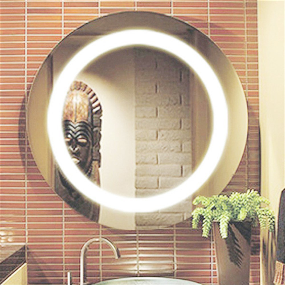 Behind Bathroom Mirror Light Led Make Up Mirror With Led ...