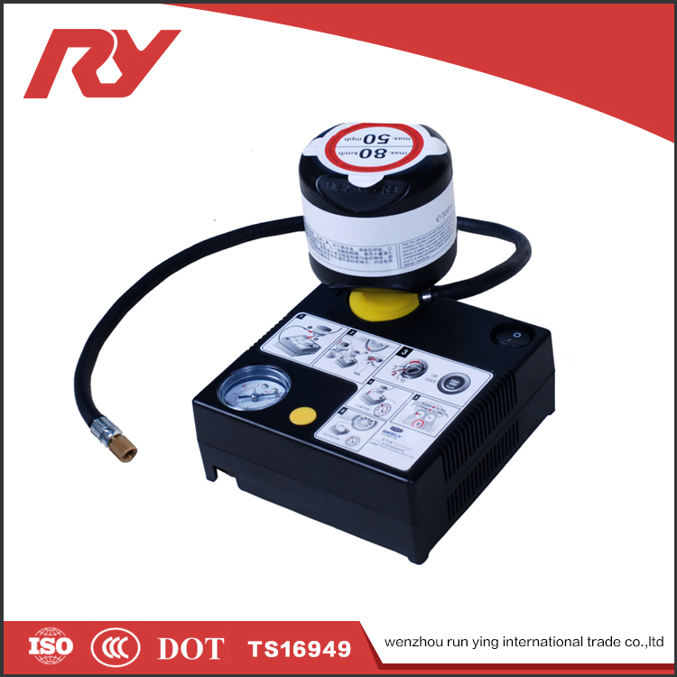 RUNYING New Tubeless Auto Tire Repair Kit Tools Can Be Used For Monitor Tire Pressures