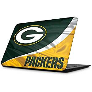 NFL Green Bay Packers XPS 13 Ultrabook Skin - Green Bay Packers Vinyl Decal Skin For Your XPS 13 Ultrabook