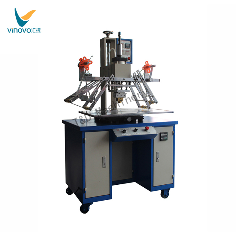 HGGP-50 semi automatic hologram hot stamping machine