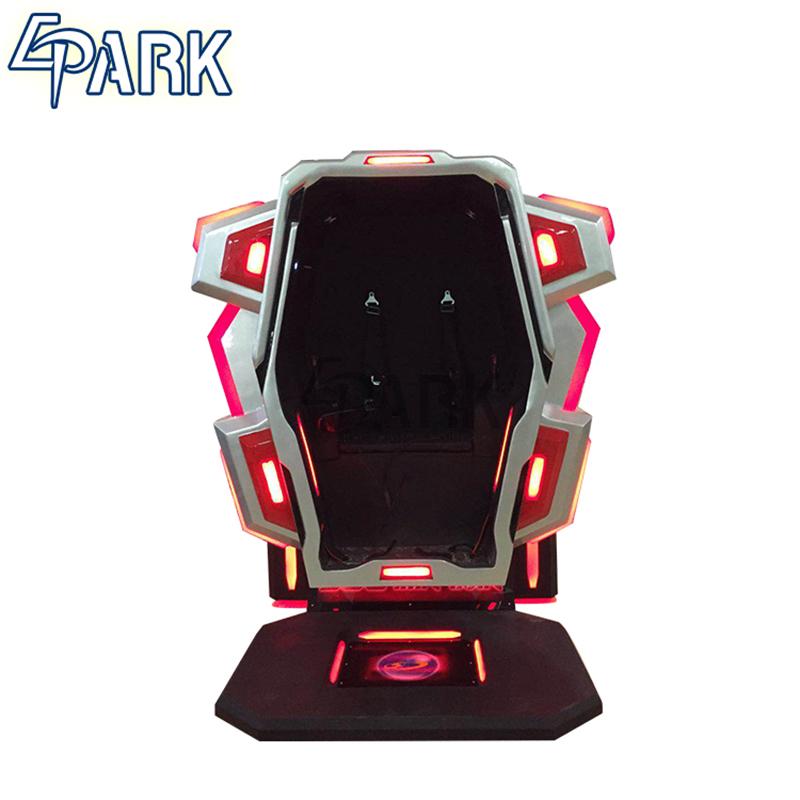 shopping mall 9d virtual reality EPARK carnival shooting arcade game machine