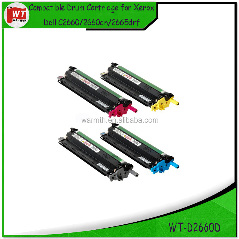 Compatible C2660 Drum Cartridge for Dell 2660 drum cartridge for Dell C2660dn / C2665dnf (2660/2665)