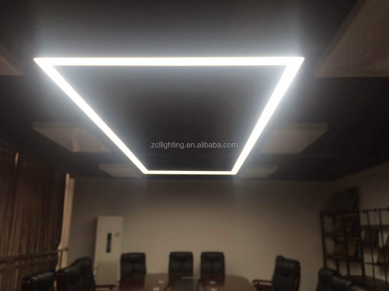 Wholesale China Factory Ceiling Profile Recessed Suspended Updown LED Linear Luminaire Light