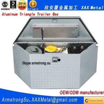 XAX1407Alu OEM ODM personalizado peças do reboque do barco e acessórios de  alumínio van caixa de b8bb41cb2c33