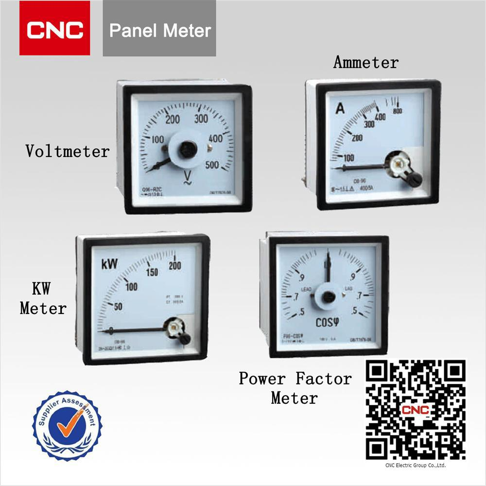 96 Type Indicators Measure Panel Meter,Kilowatt Meter