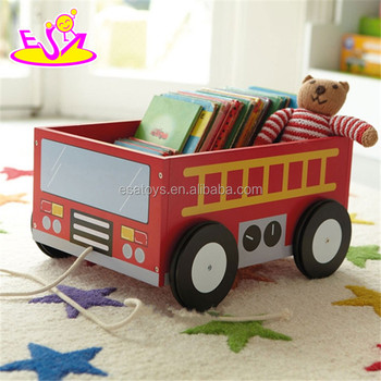Pull and push wooden bus storage cartoon box for kidsBest manufacturer wooden toy storage & Pull And Push Wooden Bus Storage Cartoon Box For KidsBest ...