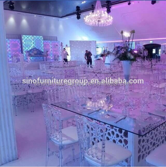 New Design Glass Dinning Table Wedding Table Decoration Buy Wedding Table Wedding Table Decoration Glass Dining Table Product On Alibaba Com
