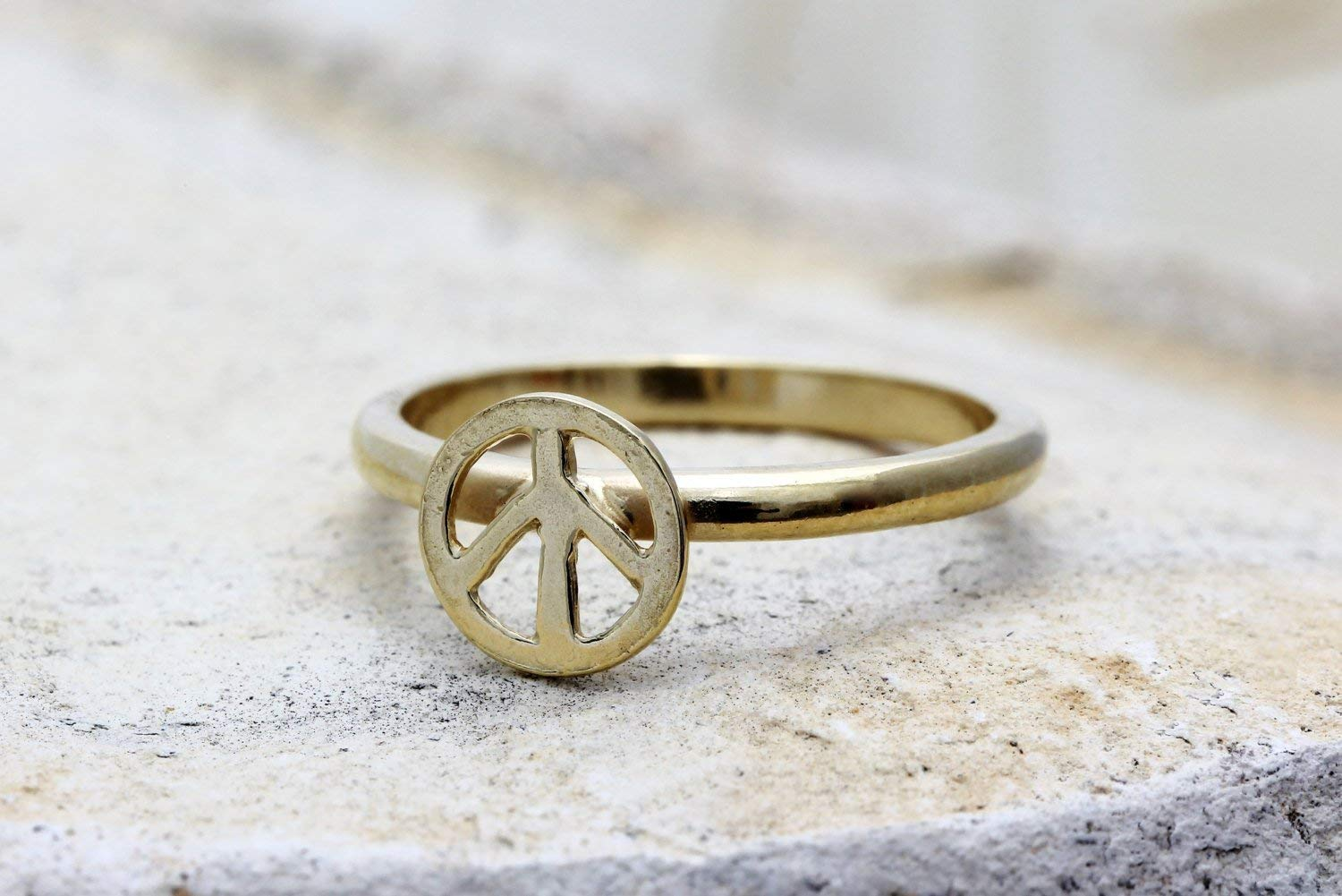 Nathis Polished Infinity Ring