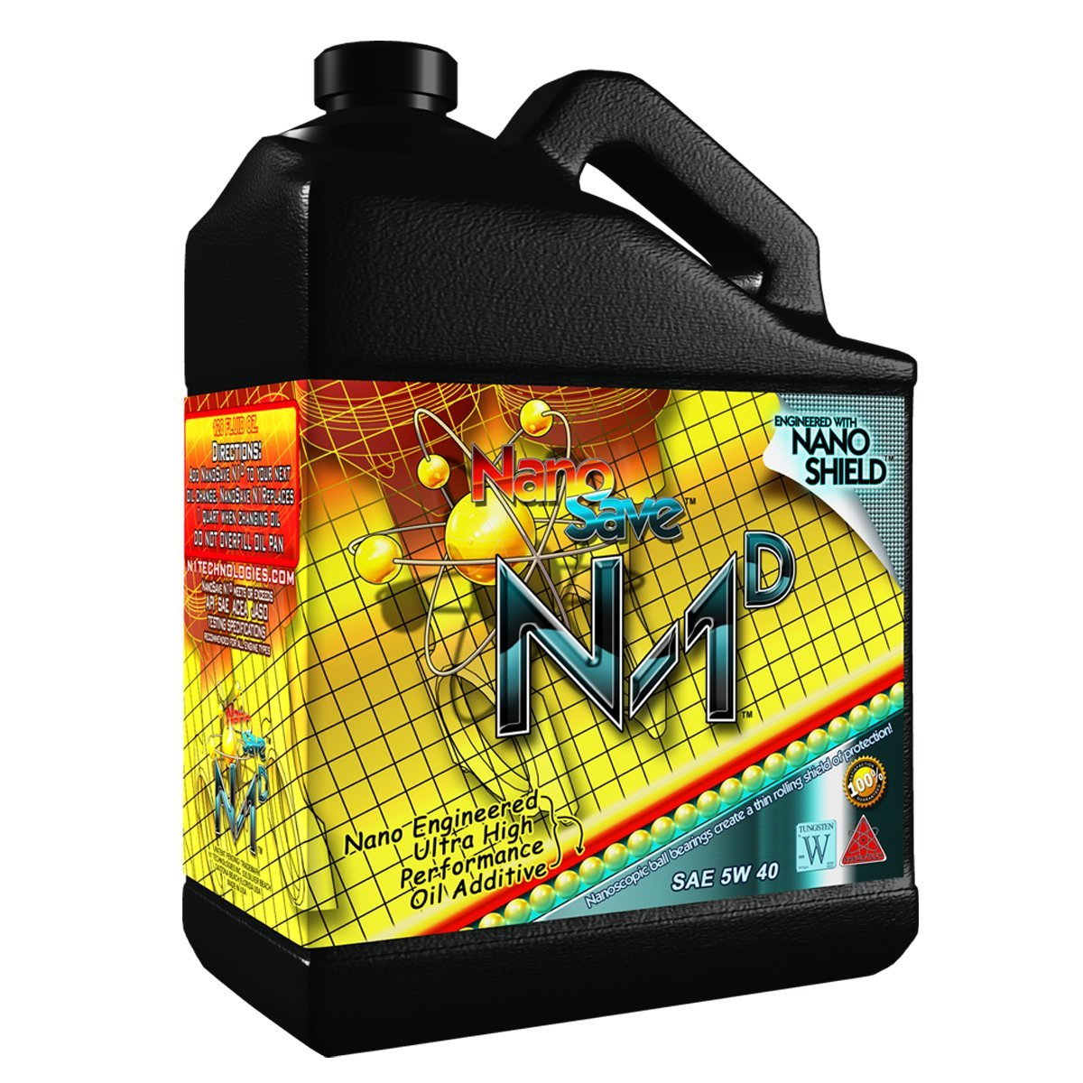 NanoSave N1-D Nano Engineered Synthetic Diesel Engine Oil - 1 Gallon