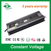 LED display power supply 24V 150W led driver for LED Strip with UL certification