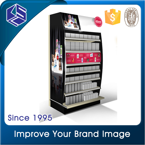 Hot sale store promotion perfume shop furniture display cabinet for sale