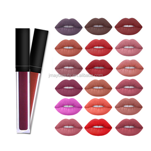 matte liquid lipstick long lasting waterproof best quality colors in stock new arrival your own brand private label lipstick