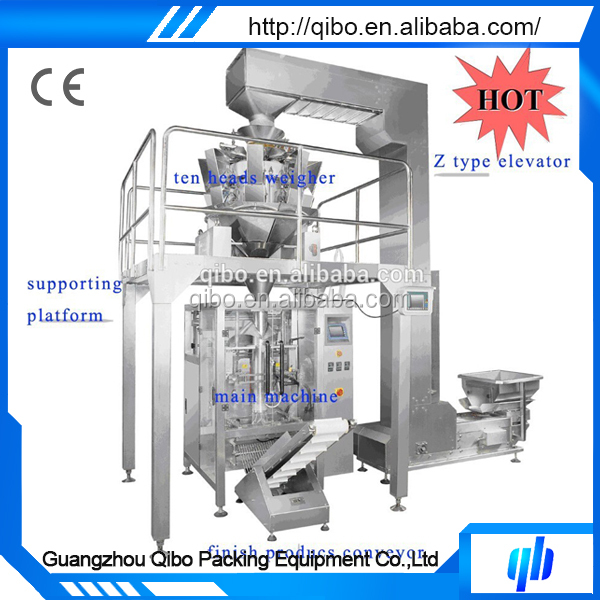Automatic Bag Rubber Band Packing Machine