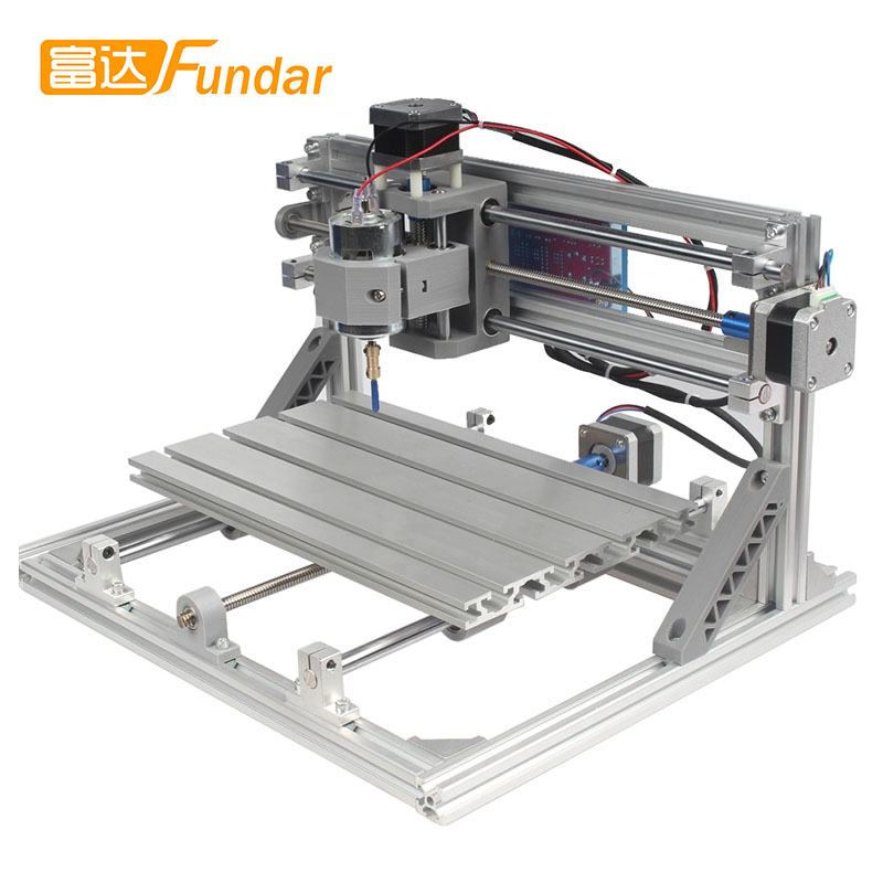 DIY CNC 3018 mini CNC wood router working machine laser engraving machine