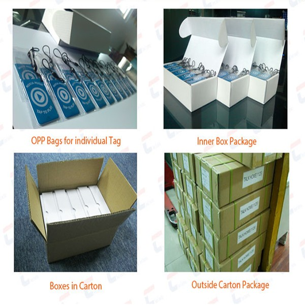 China Manufacturer Industrial Supplying Hf /uhf Rfid Laundry Tag ...