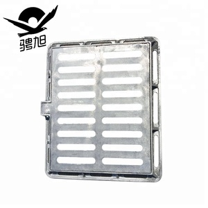 Road Grates Septic Tank Casting Iron Metal Drain Covers Outdoor / Garage Floor Drain Covers / Driveway Drain Covers
