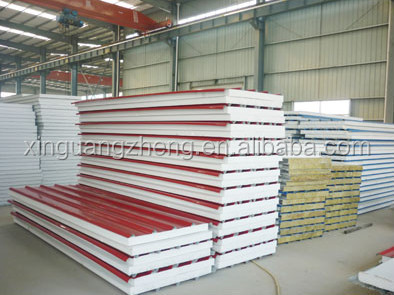 Galvanized Q345 China steel prefabricated low cost warehouse
