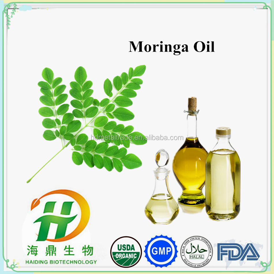 Pure Herbal Moringa Seed Oil Extraction , Moringa Essential Oil