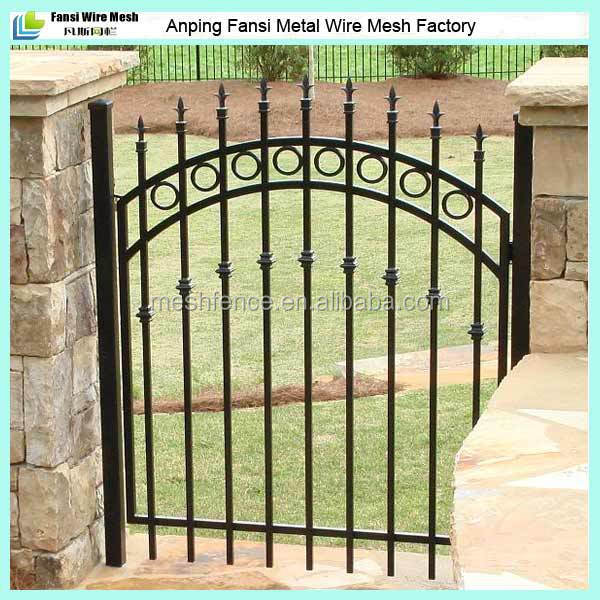 Fencing And Gates Holland  Fixable & Anti-rust Aluminum cast iron fence parts/ holland garden fencing/Villa