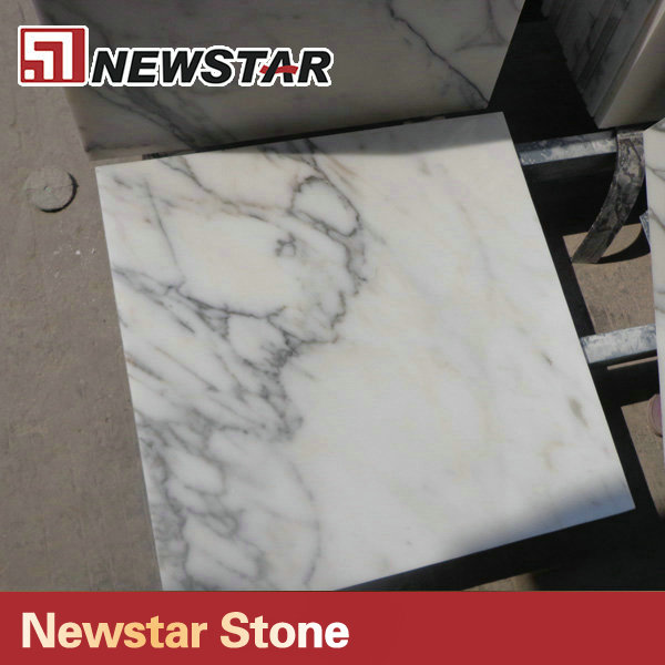 Italy High Quality White Marble Expensive Marble