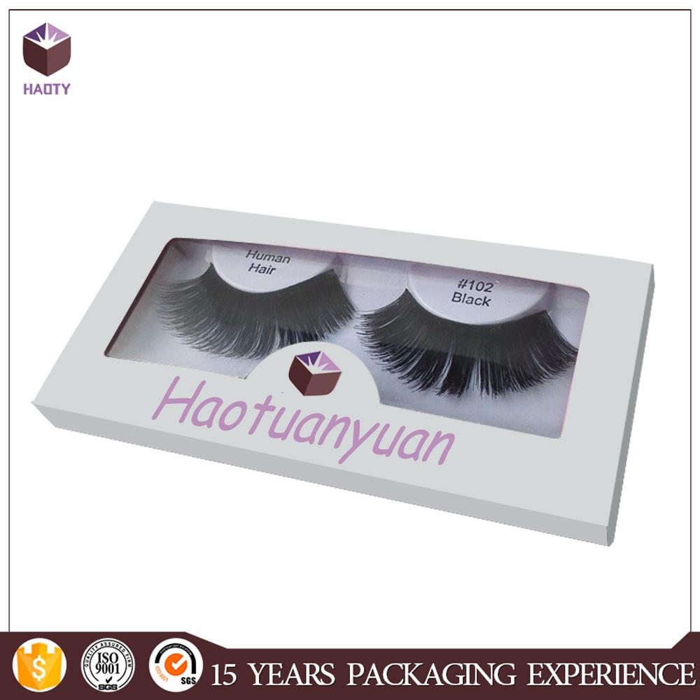 Wholesale Pink Fake Eyelash Packaging Case Eyelashes Package Box ...