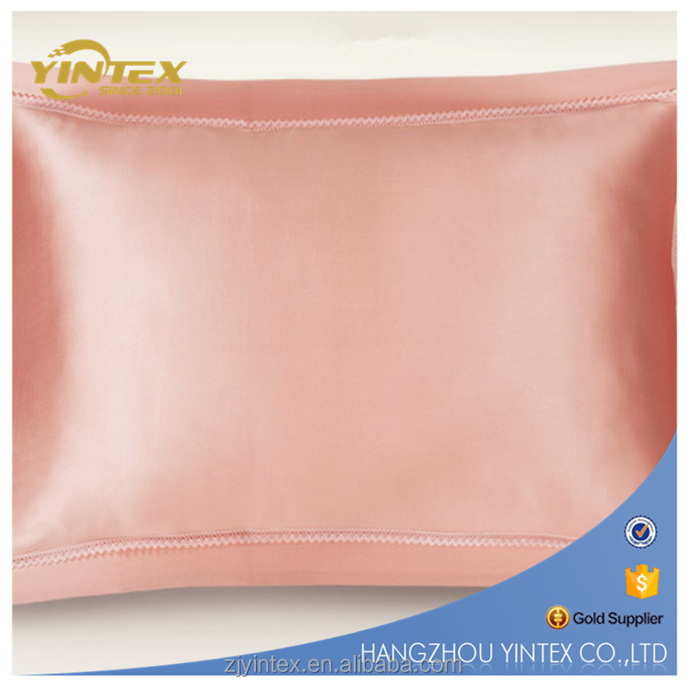High Quality Smoothly Feeling Silk Pillow Case Pillow Cover