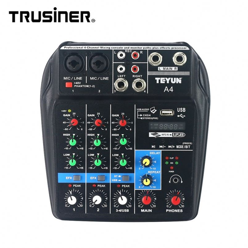 2019 OEM Desktop Audio Mixing Professionele