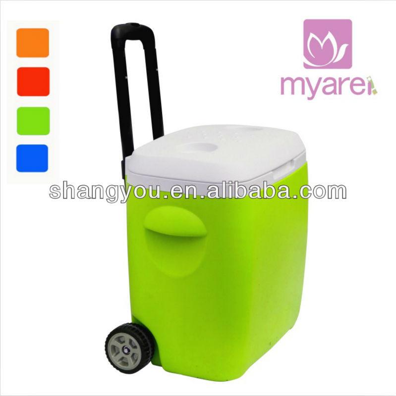 c77e39a9ac5 28l Pu Insulation Trolley Ice Box