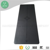 Best Seller Ultra non slip yoga mat polyurethane natural rubber yoga matt manufacturer