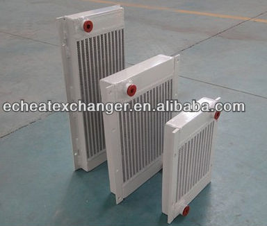 Air Oil Air Compressor Heat Exchangers-Cores