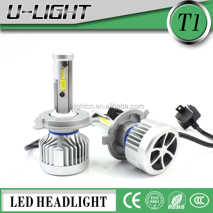 2018 DATE 52 W H1 H3 H4 H7 H11 9005 T1 led phare conversion kit