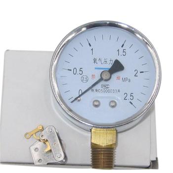 Large Dial Steam Boiler Pressure Gauge Bar 30mm Manometer Gauge ...