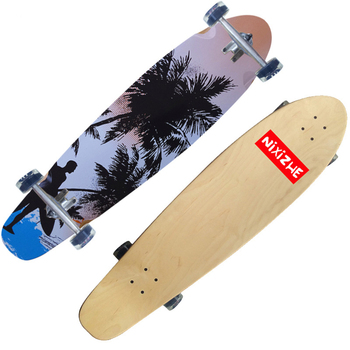 Atacado Maple Blank Skate Board Decks