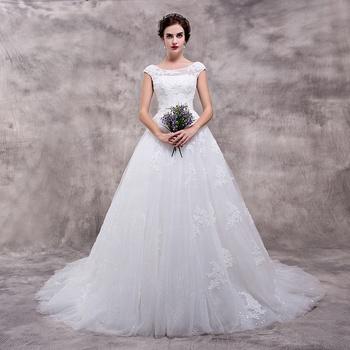 Wholesale 2019 Lace Beaded Belt Long Train Bridal Gowns Plus Size Long  Train Suzhou Wedding Dress - Buy Wedding Dress,Bridal Gowns Wedding  Dress,Plus ...