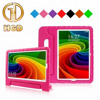 Case cover for Huawei M5 10.8 inch tablet wholesale price kids eva foam handle stand shock proof shell