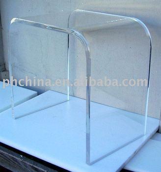 plexiglass furniture. 34u0026quot thick clear acrylic lucite plexiglass end tableacrylic coffee table furniture