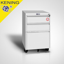 Metal whole sealing compact Mobile File Cabinet