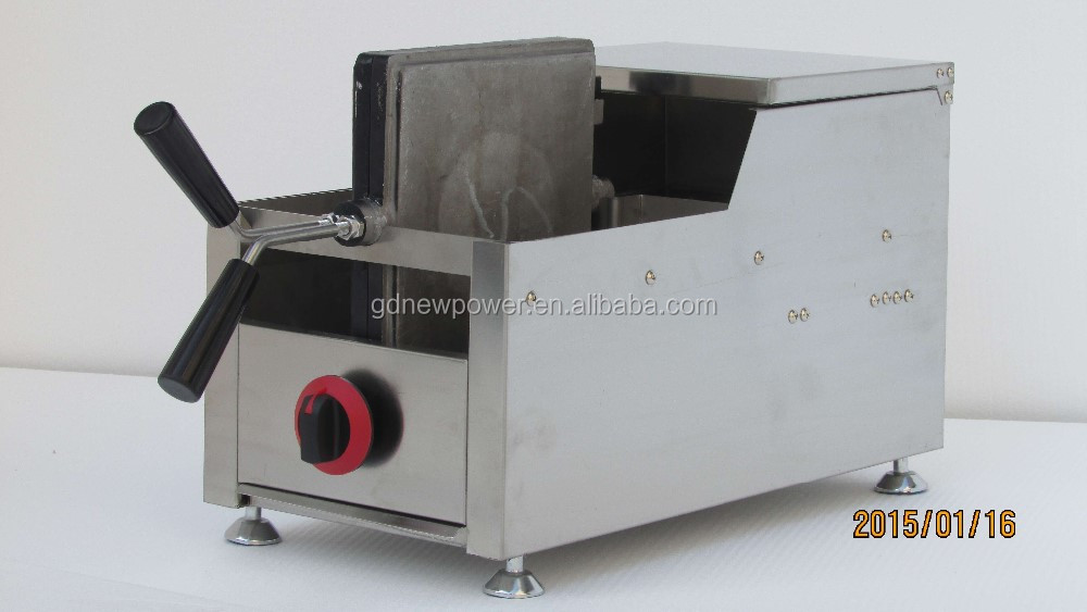 Gaufre Biscuits Machine/coeur Forme Gaufrier/gaufre Distributeurs ...