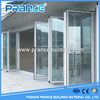 Generous openings aluminum profile for glass shower door