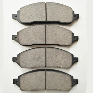 Hot sale disc brake pad for MAZDA FMSI D583 GEYT3328ZA